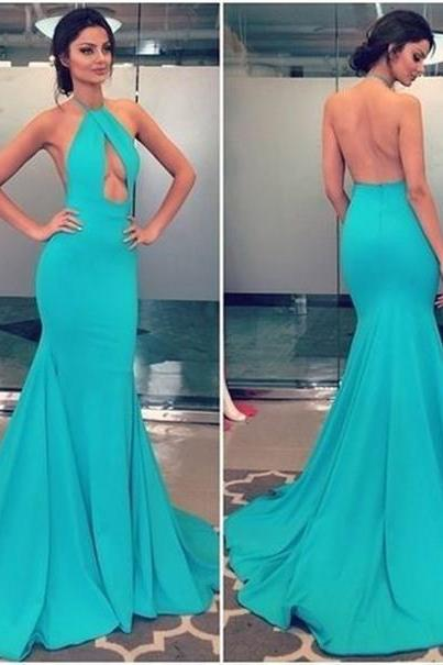 Evening Dresses, Prom Dresses,Party Dresses,Prom Dress,Prom Dresses,Mermaid Prom Dresses,Mermaid Formal Gowns, Prom Dresses Long,Halter Prom Dress,Sexy Prom Dresses
