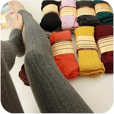Winter Warm Cotton Leggings